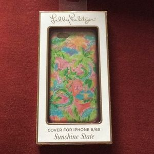 Lilly Pulitzer Accessories - Lilly Pulitzer iPhone 6/6s cover